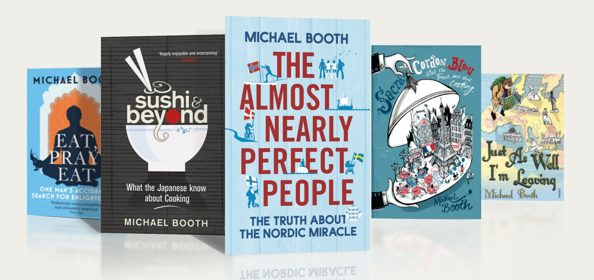About Michael Booth