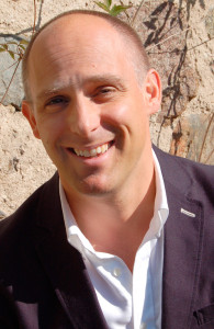 Author Michael Booth